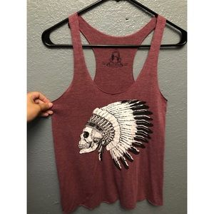 Graphic Tank Top!